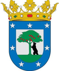 presentador de eventos en Madrid escudo