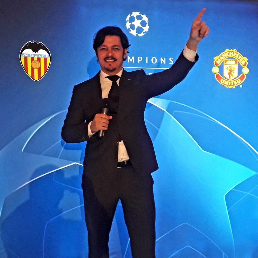 Speaker Madrid España